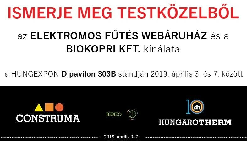 HUNGEXPO 2019