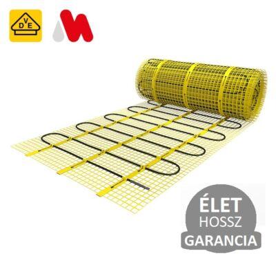 MAGNUM Mat elektromos fűtőszőnyeg, 25 m2 = 3125 W