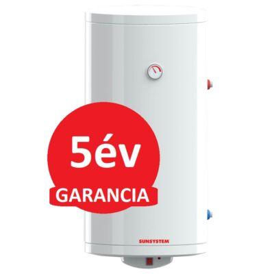 SUNSYSTEM BB 150 V/S1 indirekt használati meleg víz tároló (jobbos)